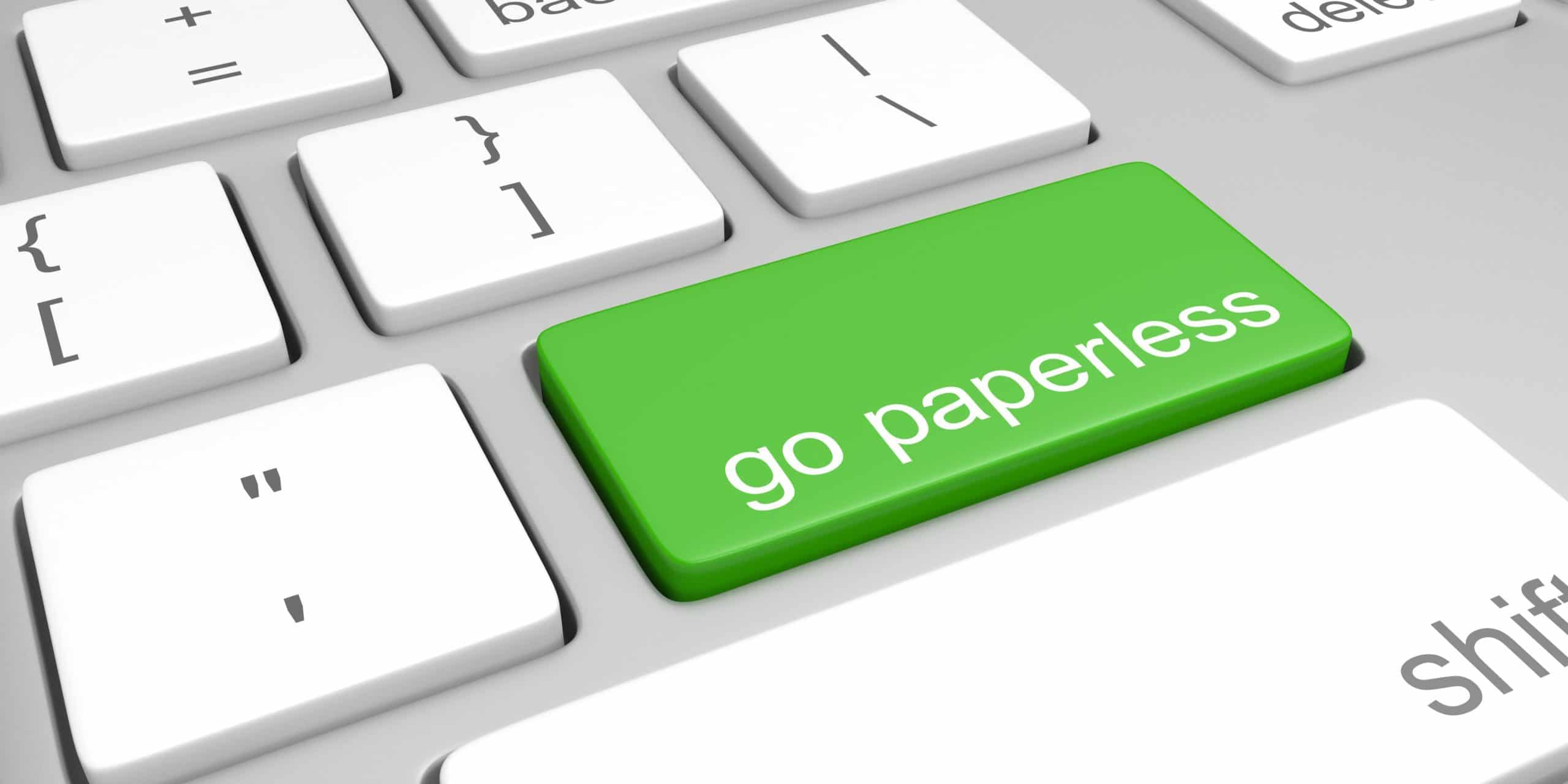 Paperless Office Transformation
